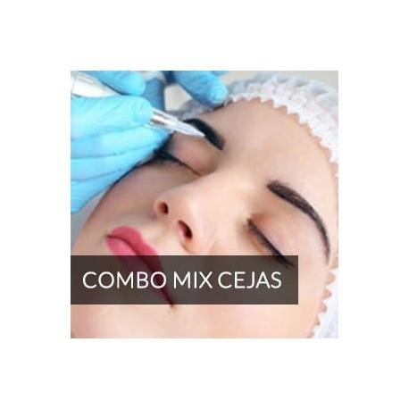Masterclass Combo Mix Cejas en Bolivia