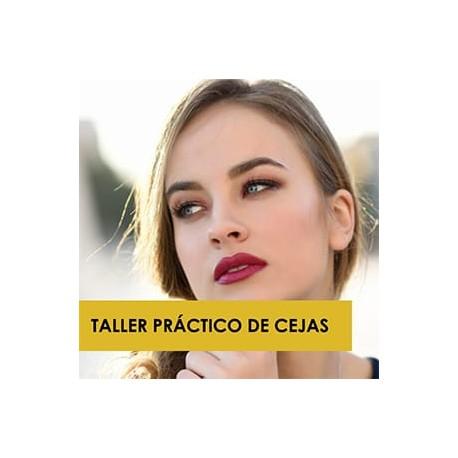 RESERVA Taller Práctico Cejas Micropigmentación Chile