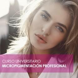 Curso Universitario Micropigmentación