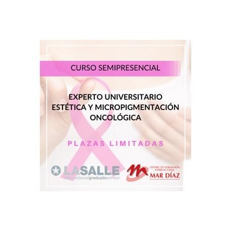 Curso Universitario de Dermoestética y Micropigmentación Oncológica