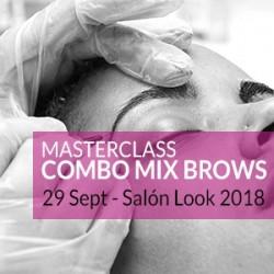 """Masterclass """"Combo Mix Brows"""" – 29 de septiembre en Salón Look 2018"""